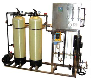 Reverse Osmosis Heavy Industrial