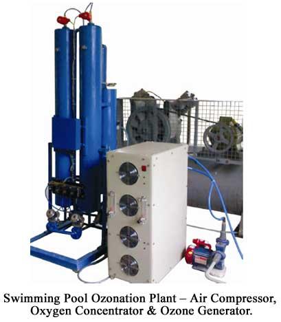 Swimming Pool Water Filtration Ozonation Plant Swimming Pool Ozone Technology Mumbai India